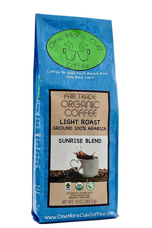 Sunrise Blend 10 oz (ground)