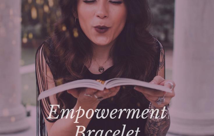 Dr. Cali's Empowerment Bracelet Experience