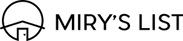 Miry's List Logo Horizontal Black.png