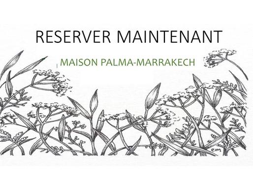 LOUER UNE VILLA A MARRAKECH : optez pour MAISON PALMA MARRAKECH
