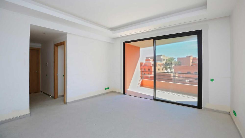 Les appartements en vente sur le secteur de Gueliz à Marrakech sont des programmes immobiliers de neuf.
