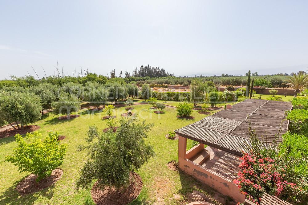 Annonces immobilières sur la ville de Marrakech pour l'achat de maison d'hôtes.