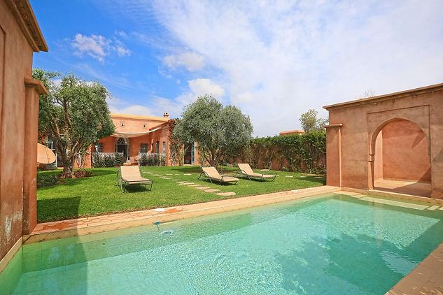 Location à Marrakech