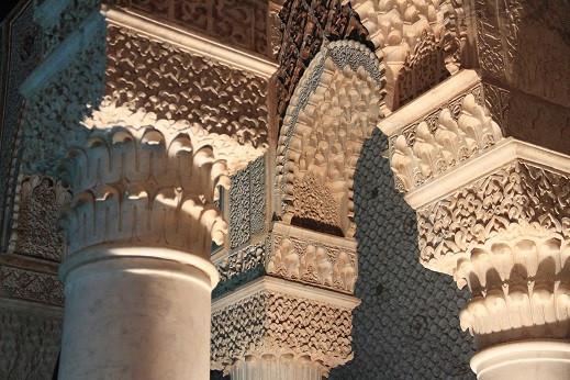 Palais Bahia, crédit photo de Säulen