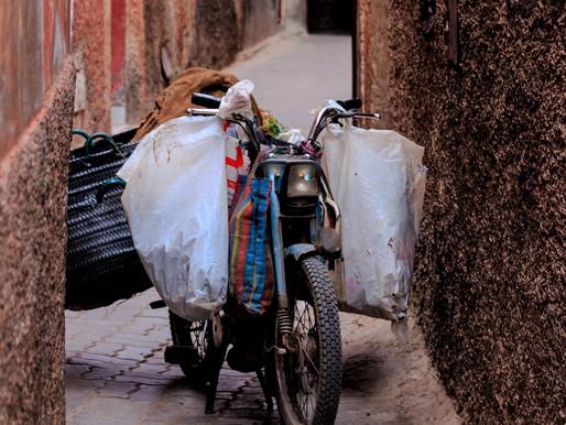 Voiture de location à Marrakech