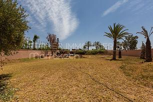 Agence Corner Immobilier propose en vente une villa à Marrakech