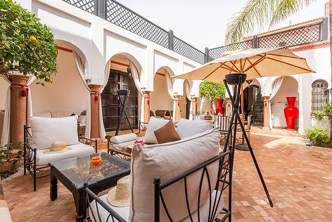 A louer villa palmeraie marrakech