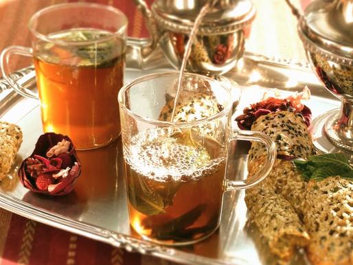 Thé marocain, tradition ancestrale