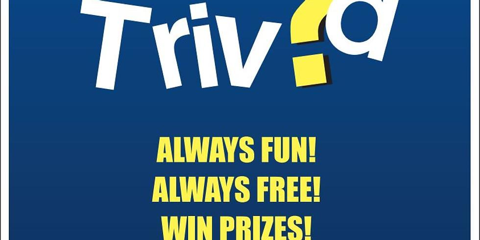 Trivia Night! With Joe Trivia