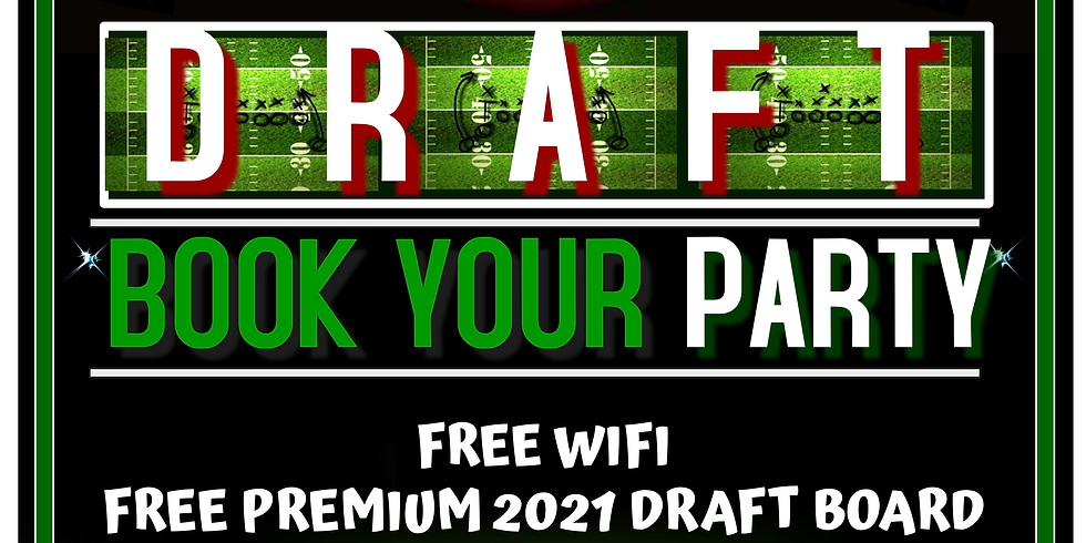 Plan Your Fantasy Draft Party!