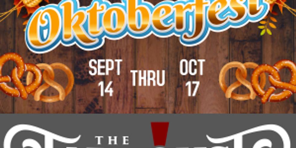 Oktoberfest at The Taphouse!