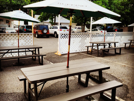 Outdoor Dining Available!
