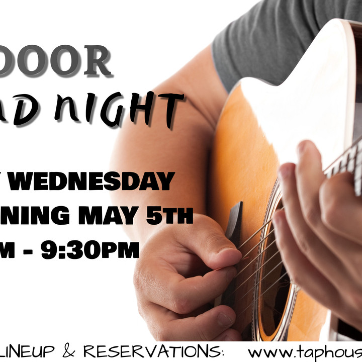 Tony Caggiano - Outdoor Band Night