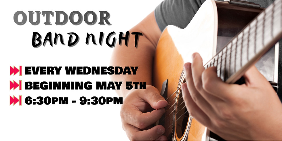 Rick Barth - Outdoor Band Night
