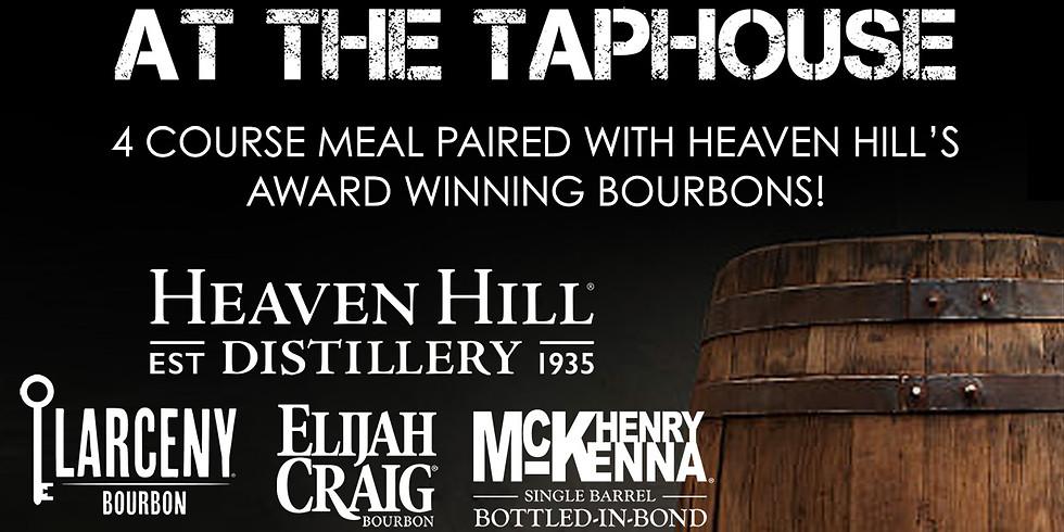 Bourbon Dinner At The Taphouse