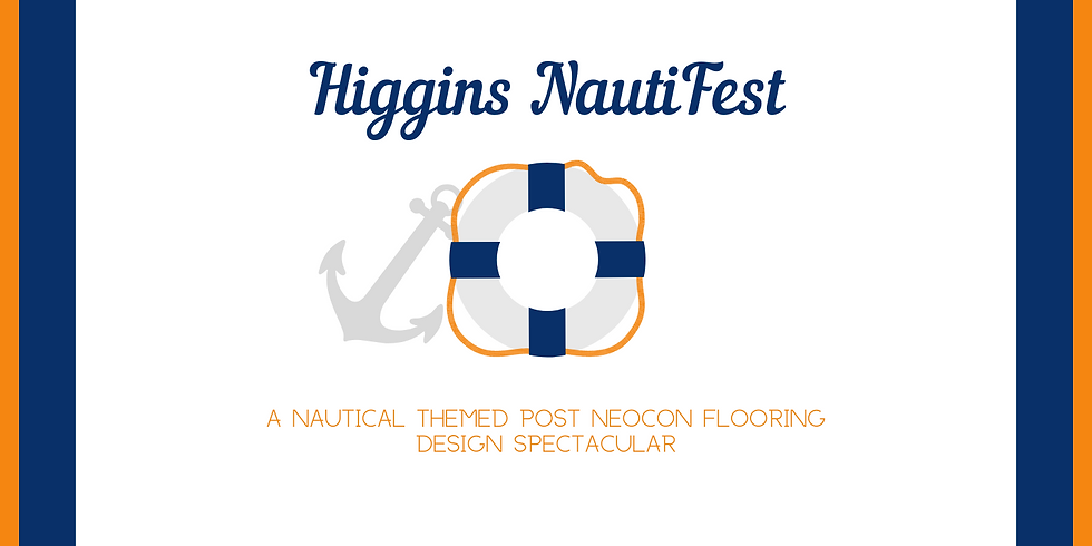 Higgins Post Neocon NautiFest - Vendor Registration