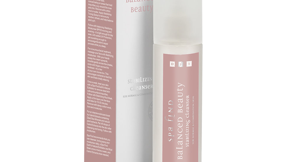 BALANCED BEAUTY STABILIZING CLEANSER 250ML