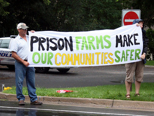 Prison farms may reopen: Liberals