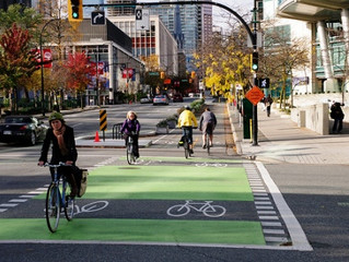 I want to ride my bicycle: Proposed Law for BC Cyclists