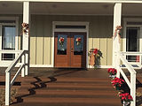 holiday entrance wedding venue_Banquet H