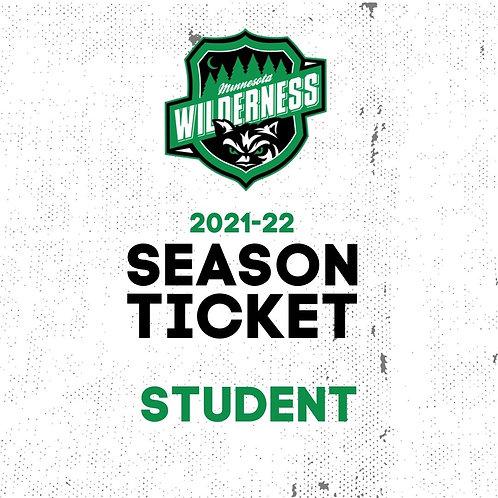 2021-22 Season Ticket - STUDENT