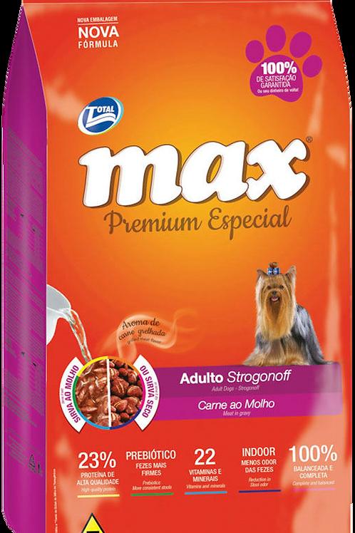 Ração Max Strogonoff 10kg