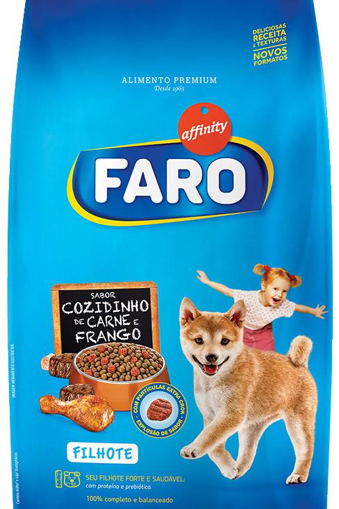 Ração Faro Filhotes 10kg