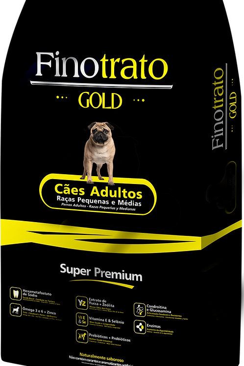 Ração Finotrato Gold 10kg
