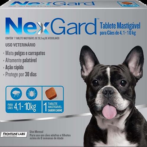 NexGard 4 à 10 kg