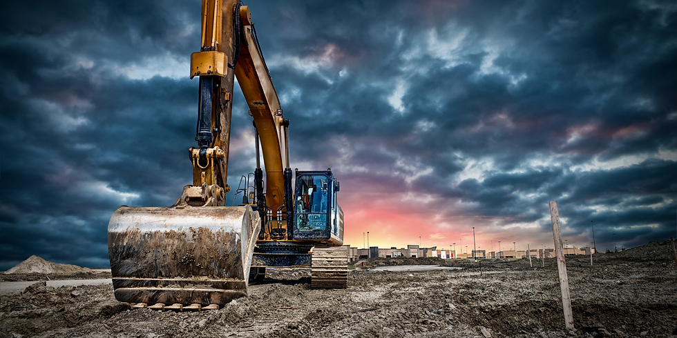 Let's Talk Excavation & Dirt Work