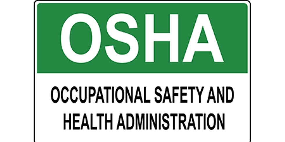 In-Person 10-HR OSHA Class
