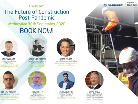 Future of Construction Post-Pandemic
