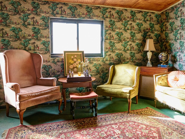 The Parlor at Fort Greene