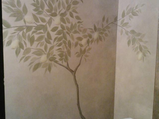 Lemon Tree Mural