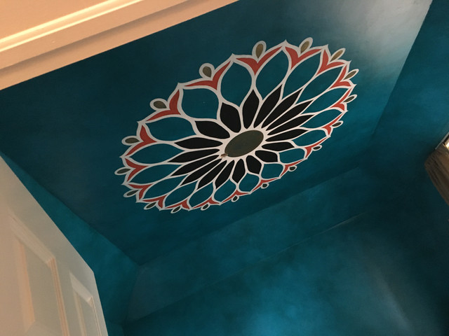 Ceiling Mandala