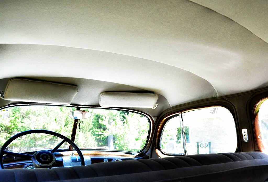 Antique Packard Lands End Limo