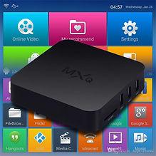 TV BOX SMART MXQ-4K KODI CURITIBA CAPAO