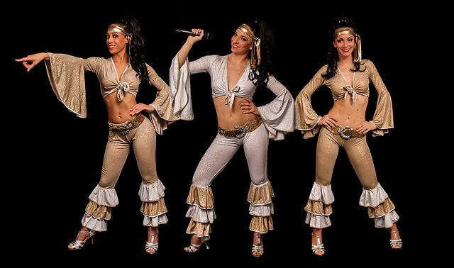 Abba danseuses