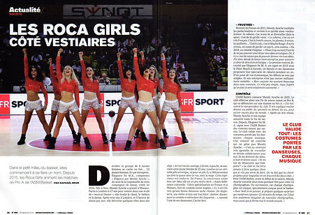 Roca Girls