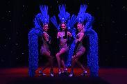 Spectacle Cabaret danseuses PACA