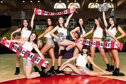Cheerleaders AS Monaco Basket