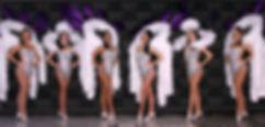 Elegance by M.A. spectacle danseuses Comédies Musicales