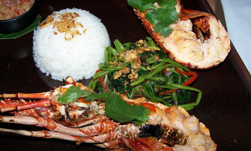 Serafini Mind Spa Seafoods