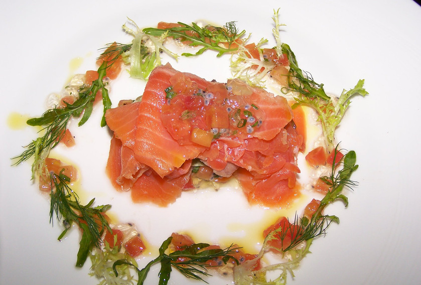 Serafini Mind Spa Exquisite Dinner