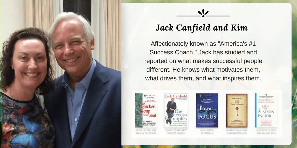 Jack Canfield and Kim