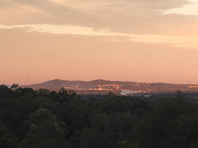 Serafini Mind Spa Sunset in Noosa