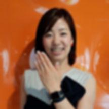 当選者の顔写真