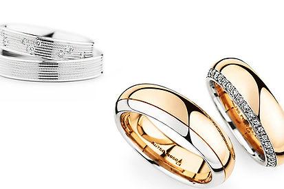 クリスチャンバウアーの結婚指輪