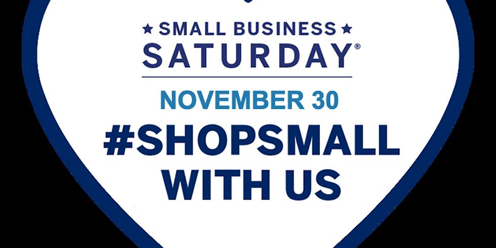 Shop Small Saturday at Merrily