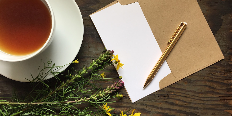 Letter Writing Club: April